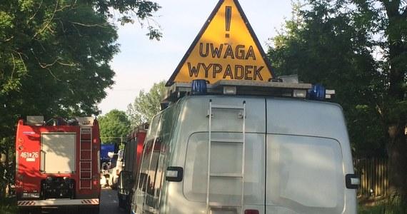 Dziewięć osób, w tym pięcioro dzieci, zostało rannych w czołowym zderzeniu dwóch samochodów osobowych w pobliżu miejscowości Spalona w powiecie legnickim na Dolnym Śląsku.