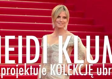 Heidi Klum zaprojektuje kolekcję ubrań dla… Lidla!