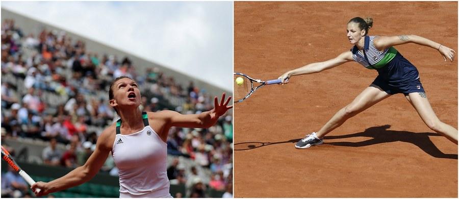 Karolina Pliskova i Simona Halep zagrają przeciwko sobie w półfinale wielkoszlemowego French Open. Czeszka pokonała dziś w ćwierćfinale Francuzkę Caroline Garcię, a Rumunka po ciężkim, trzysetowym pojedynku odprawiła z kwitkiem Jelinę Switolinę z Ukrainy.