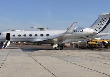 """""""Poniatowski"""" wkrótce w Warszawie. To pierwszy mały samolot dla VIP-ów w Polsce"""