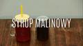 Domowy syrop malinowy - jak go zrobić?