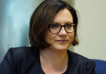 Kowalczyk potwierdza: Sadurska kandydatką do zarządu PZU