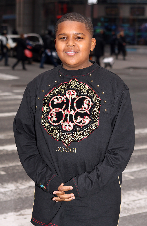 CJ Wallace, syn legendarnego Notoriousa B.I.G.-a, rozpoczął prace nad debiutanckim albumem.