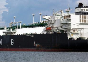 Pierwszy ładunek amerykańskiego LNG dotarł do Polski