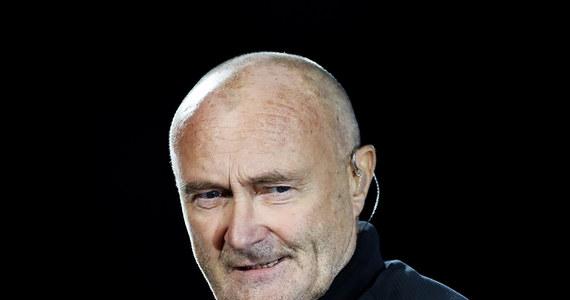 Phil Collins miał wypadek w hotelu. Trafił do szpitala - Muzyka w INTERIA.PL