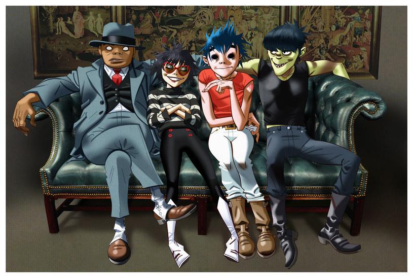 """Grupa Gorillaz udostępniła teledysk do utworu """"Sleeping Powder"""" nagranego podczas prac nad najnowszym albumem zespołu zatytułowanym """"Humanz""""."""