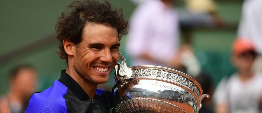 """Rozstawiony z """"czwórką"""" Rafael Nadal pokonał Stana Wawrinkę (3.) 6:2, 6:3, 6:1 w finale French Open. Hiszpański tenisista po raz 10. triumfował w Paryżu. Nikt inny w liczonej od 1968 roku Open Erze nie wygrał jednego turnieju wielkoszlemowego tyle razy."""