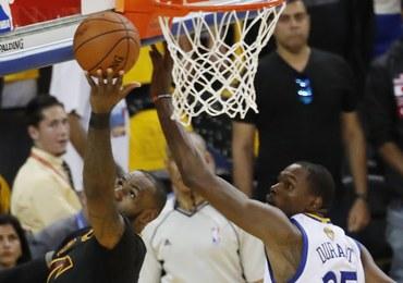 Liga NBA. Mistrzowskie pierścienie dla Golden State Warriors