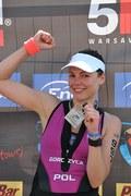 Karolina Gorczyca: Morderczy maraton