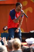 Nelly na pierwszym koncercie w Polsce