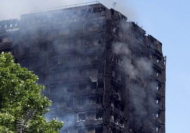 Gigantyczny pożar wieżowca w Londynie: Są ofiary śmiertelne. W budynku mieszkali też Polacy