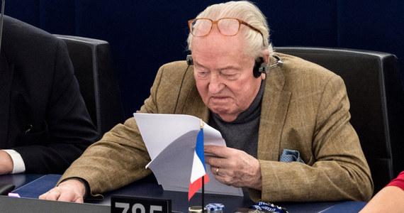 Na wniosek francuskiego wymiaru sprawiedliwości Parlament Europejski uchylił immunitet dwóch eurodeputowanych skrajnie prawicowego Frontu Narodowego. Jednym z nich jest Jean-Marie Le Pen.