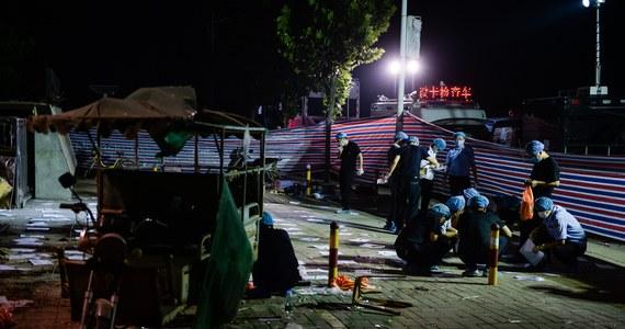 Czwartkowy wybuch w przedszkolu w Fengxian na wschodzie Chin, w którym zginęło 8 osób, spowodowała eksplozja bomby - powiadomiła chińska policja. Podłożył ją 22-latek.
