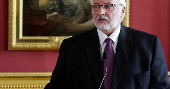 """""""Z głębokim żalem przyjąłem informację o śmierci Helmuta Kohla, wybitnego niemieckiego polityka odznaczonego licznymi orderami, w tym Orderem Orła Białego"""" - oświadczył szef MSZ Witold Waszczykowski."""