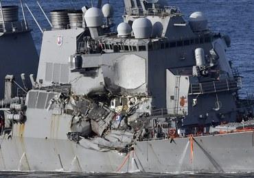 Japonia: Odnaleziono ciała zaginionych marynarzy z USS Fitzgerald. Przyczyna kolizji nieznana