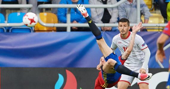 Reprezentacja Hiszpanii wygrała w Gdyni z Macedonią 5:0 (3:0) w drugim meczu grupy B piłkarskich mistrzostw Europy do lat 21. W pierwszym sobotnim spotkaniu Portugalia pokonała w Bydgoszczy Serbię 2:0 (1:0).