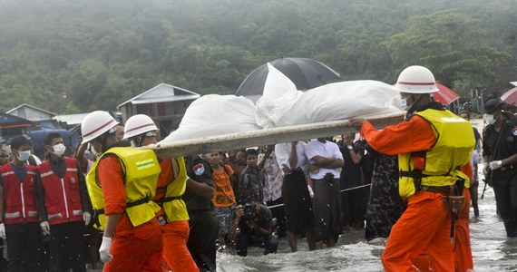 """""""Ekipy poszukiwawcze znalazły i wydobyły rejestrator parametrów lotu i rejestrator rozmów w kokpicie z birmańskiego samolotu wojskowego, który 7 czerwca spadł do Morza Andamańskiego ze 122 osobami na pokładzie"""" - poinformowała armia Birmy."""