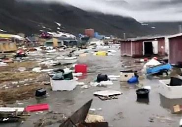 Trzęsienie ziemi i tsunami na Grenlandii. 4 osoby są zaginione, z kolejnymi 23 nie ma kontaktu