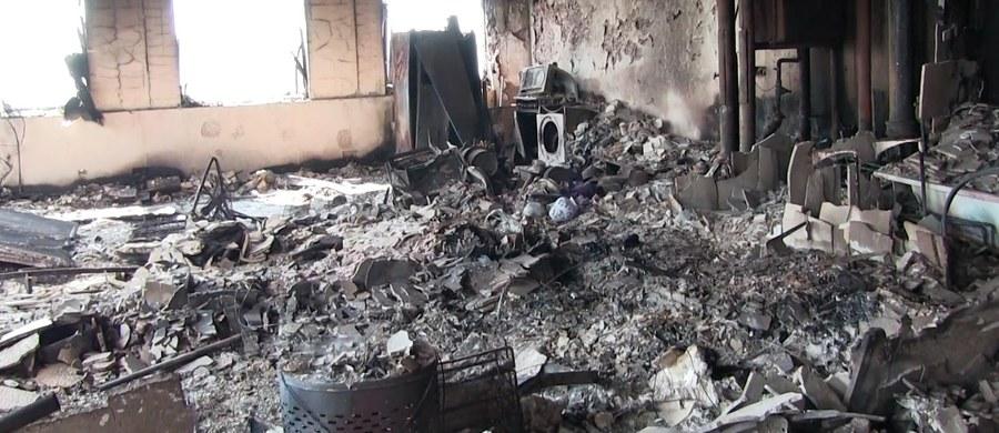 Londyńska policja udostępniła nagrania z wnętrza 24-piętrowego wieżowca mieszkalnego Grenfell Tower, który spłonał w ubiegłym tygodniu. Był to jeden z najtragiczniejszych pożarów w Wielkiej Brytanii w ciągu ostatnich dekad. Ogień objął wszystkie piętra budynku i Zginęło 79 osób.