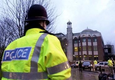 Londyn: Mężczyzna, który wjechał w grupę ludzi przed meczetem nie był znany służbom