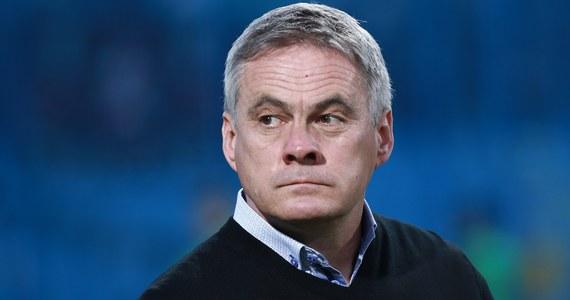 Jacek Zieliński nie jest już trenerem piłkarzy Cracovii. Kontrakt z 56-letnim szkoleniowcem został rozwiązany za porozumieniem stron - poinformował klub.