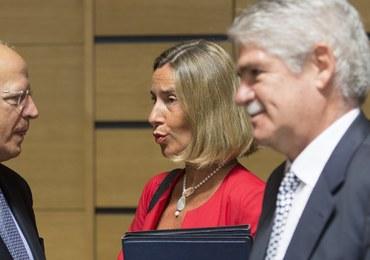 Mogherini przewiduje przedłużenie sankcji UE wobec Rosji