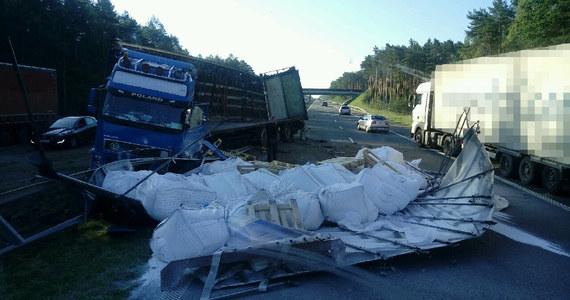 Utrudnienia na opolskim odcinku autostrady A4. Między Brzegiem a Opolem ciężarówka uderzyła w bariery oddzielające jezdnie. Informację o zdarzeniu otrzymaliśmy na Gorącą Linię RMF FM.