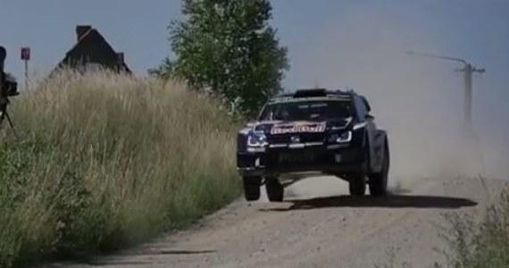 Już 30 czerwca w Mikołajkach rozpocznie się PZM Rajd Polski, czyli kolejna runda mistrzostw świata WRC. Na Mazury przyjadą najlepsi kierowcy świata z aktualnym czempionem Sebastienem Ogierem na czele. Jeśli jeszcze wahacie się czy warto przyjechać do Mikołajek - zobaczcie film przygotowany przez organizatorów.