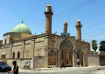Terroryści z Państwa Islamskiego wysadzili słynny meczet