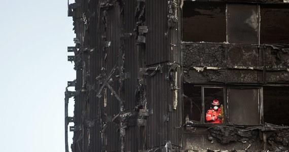 Cyjanowodór mógł przyczynić się do śmierci mieszkańców londyńskiego wieżowca Grenfell Tower - to najnowsze ustalenia brytyjskich ekspertów. W pożarze zginęło 79 osób. Nie jest jednak bilans ostateczny, bo część rannych osób, jest w stanie krytycznym.