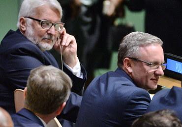 """Szef MSZ i szef gabinetu prezydenta pogodzeni. """"Wątpliwości zostały wyjaśnione"""""""