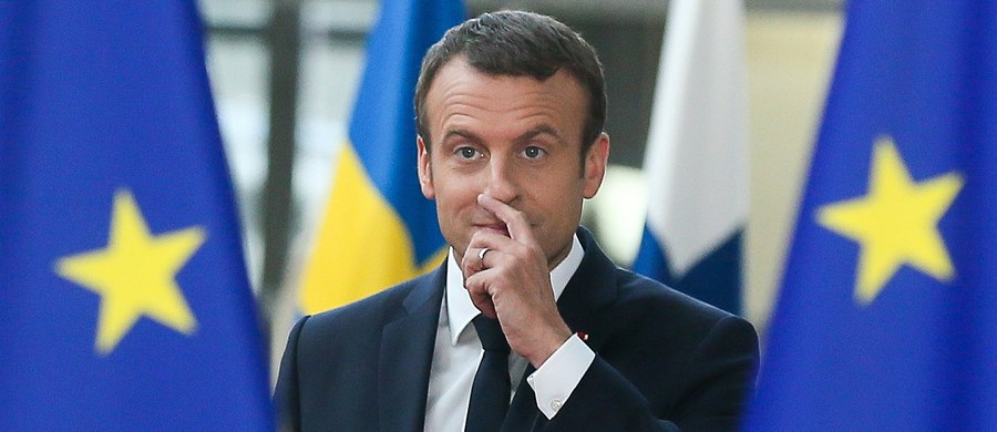 """Mam nadzieję, że prezydent Francji Emmanuel Macron, który ma zamiar spotkać się w Brukseli z premier Beatą Szydło, wyjaśni swoje słowa Polakom, Węgrom i innym narodom Europy Środkowej - powiedział szef resort spraw zagranicznych, Witold Waszczykowski. W wywiadzie udzielonym ośmiu europejskim gazetom prezydent Francji powiedział m.in.: """"Gdy słyszę dziś niektórych przywódców politycznych z Europy Wschodniej, to (widzę), że zdradzają oni Europę. Decydują się na rezygnację z zasad i odwracają się plecami do Europy. To jest cyniczne podejście do UE: służy im ona do rozdzielania pieniędzy - bez przestrzegania jej wartości""""."""