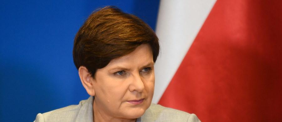 Europa powinna robić więcej dla swojego bezpieczeństwa, tak w zakresie zewnętrznym i wewnętrznym, zagrożonym przez terroryzm - podkreśliła w czwartek premier Beata Szydło po pierwszej części szczytu Rady Europejskiej w Brukseli, poświęconego bezpieczeństwu UE.