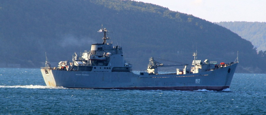 Rosyjskie okręty znajdujące się we wschodniej części Morza Śródziemnego ostrzelały sześcioma pociskami manewrującymi Kalibr obiekty Państwa Islamskiego (IS) w syryjskiej prowincji Hama - poinformowało ministerstwo obrony Rosji. Atak przeprowadzono z fregat Admirał Essen i Admirał Grigorowicz oraz z okrętu podwodnego Krasnodar, który działał z zanurzenia - napisano w komunikacie resortu.