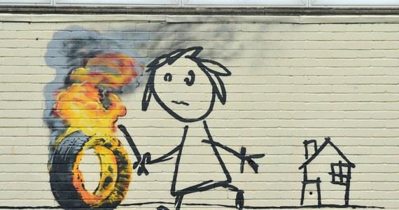 Kim jest Banksy? Oprócz tego, że słynnym artystą? Coraz więcej wskazuje na to, że to Robert Del Naja z zespołu Massive Attack.