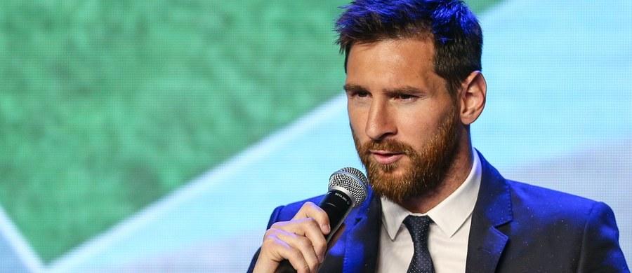 Uznawany za jednego z najlepszych piłkarzy w historii - Argentyńczyk Lionel Messi - kończy dziś 30 lat. Jubileusz spędzi przygotowując się do ślubu z przyjaciółką od czasów dzieciństwa Antonellą Roccuzzo, który zaplanowany jest na 30 czerwca.