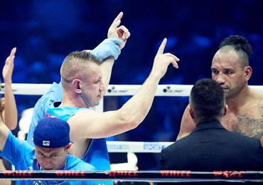 Tomasz Adamek wrócił na ring. Zapowiada, że nie wybiera się na emeryturę