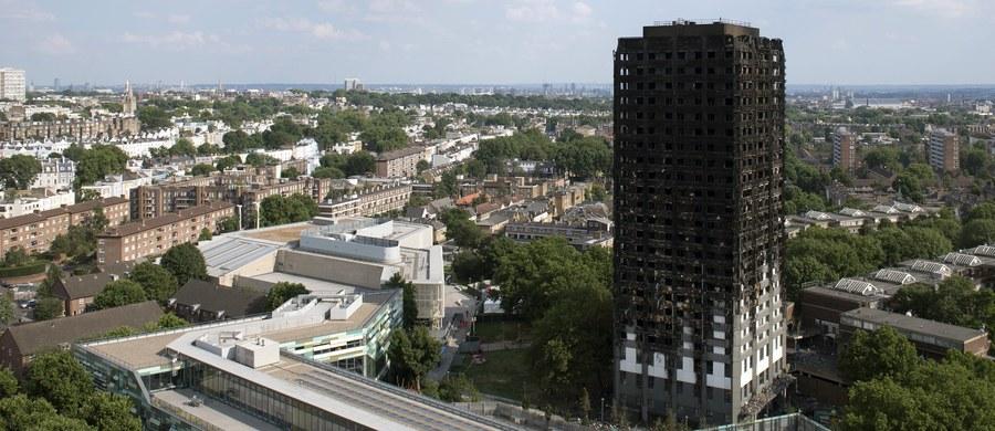 60 wieżowców nie spełnia standardów ochrony przeciwpożarowej, ponieważ ich elewacje pokryte są łatwopalnym materiałem - poinformował brytyjski rząd. Kontrole wszczęto po pożarze bloku w Londynie, w którym zginęło ok. 80 osób.