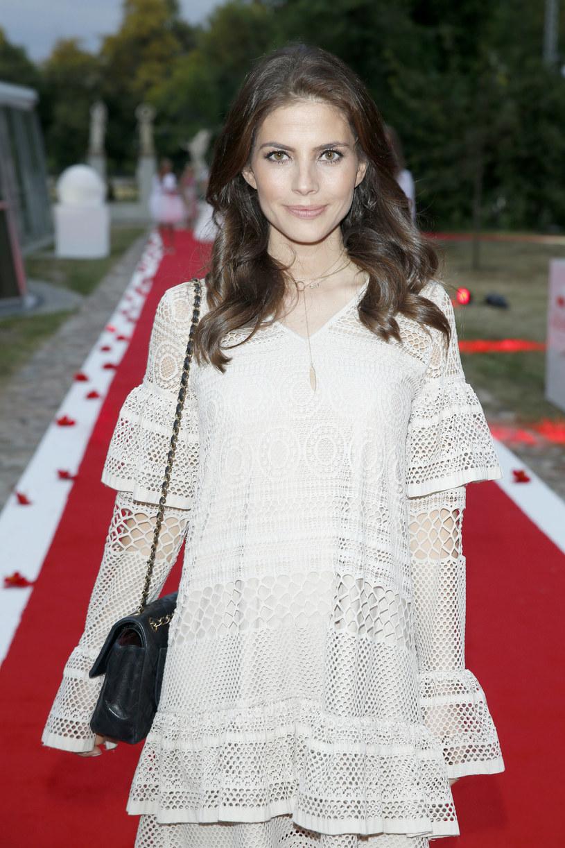 - Jestem tuż przed zdjęciami do nowego, polskiego serialu - powiedziała Weronika Rosati. Co to za produkcja?