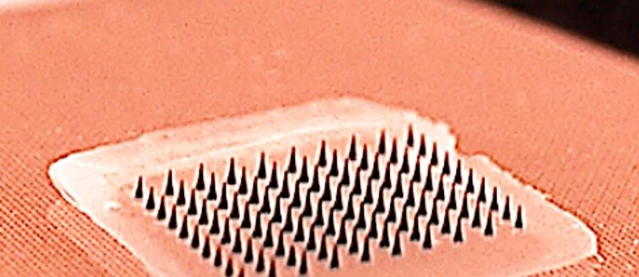 """Już wkrótce, przeciwko grypie będziemy mogli zaszczepić się sami - obiecują naukowcy z Atlanty. Zakończyli właśnie kolejny etap badań klinicznych specjalnych plastrów, które mają do tego służyć. Plastry wyposażono w matrycę mikroigiełek, które podczas przyklejania plastra wciska się w skórę. Igiełki po chwili rozpuszczają się, a plaster po kilku minutach można odkleić. Jak pisze dziś prestiżowe medyczne czasopismo """"Lancet"""" metoda, uznawana przez badanych za znacznie bardziej komfortową od tradycyjnych igieł, daje szanse na to, że liczba osób szczepiących się przeciwko grypie znacznie wzrośnie."""