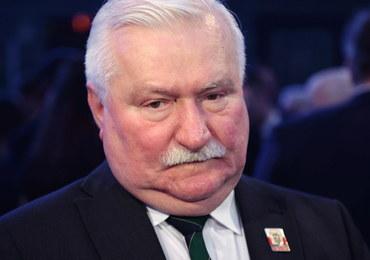 Lech Wałęsa pojawi się na kontrmanifestacji miesięcznicy smoleńskiej