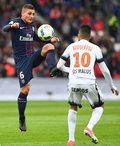 Ronaldo: Marco Verratti jest doskonałym piłkarzem dla Barcelony