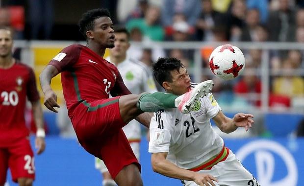 Portugalia wygrała z Meksykiem po dogrywce 2:1 (1:1, 0:0) w rozegranym w Moskwie meczu o trzecie miejsce piłkarskiego Pucharu Konfederacji. Zwycięskiego gola strzelił w 104. minucie z rzutu karnego Adrien Silva.