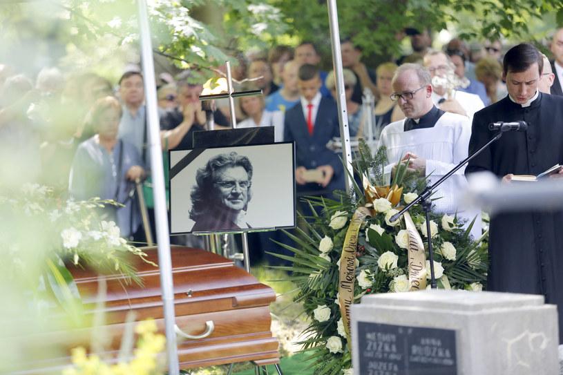 Ponad 18 tys. zł dla Małopolskiego Hospicjum dla Dzieci zebrano podczas pogrzebu Zbigniewa Wodeckiego.