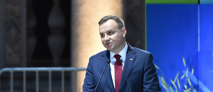 Polskę i Stany Zjednoczone łączą tradycyjne więzi przyjaźni, oparte na wspólnie podzielanych wartościach, partnerstwo strategiczne oraz poszanowanie wzajemnych interesów - napisał prezydent Andrzej Duda w liście do prezydenta Donalda Trumpa z okazji Dnia Niepodległości.