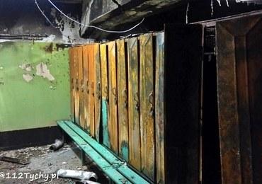 Pożar na terenie kopalni Piast: Sprawę zbada specjalna komisja