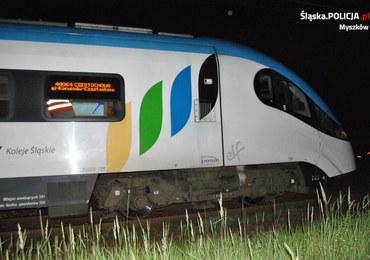 Śląskie: Głupi żart nastolatków mógł skończyć się katastrofą kolejową