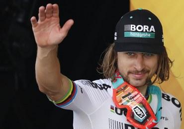 Peter Sagan wyrzucony z Tour de France