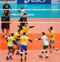 Turniej finałowy Ligi Światowej: Brazylia - Kanada 3:1