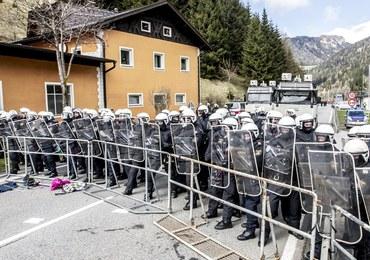 """Austria rozlokuje wojsko na przełęczy Brenner? """"Będziemy bronić naszej granicy"""""""